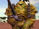 Gold Gear Trooper
