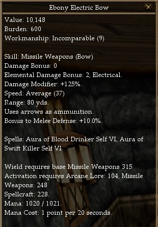 Weapon Tailoring Kit 1