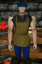 Avorgild the Shopkeeper Live