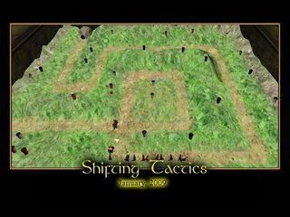 Shifting Tactics Splash Screen