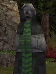Ancient Statue of the Viridian Rise Live