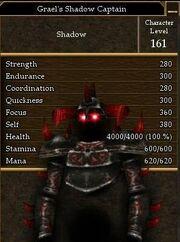 Grael's Shadow Captain