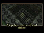 Depths of the Dead Splash Screen