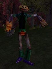 Vile Scarecrow Live