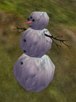 Three Eyed Snowman Live