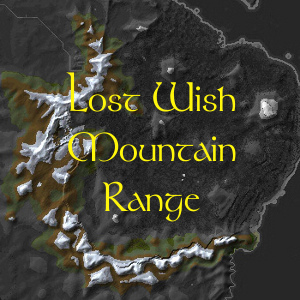 Lost Wish Mountain Range