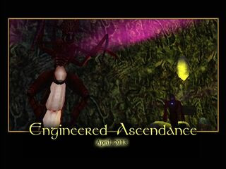 Engineered Ascendance Splash Screen
