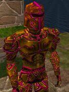 Ancient Armor (Malfunctioning Pigmentation) Live