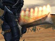 Fire Gearknight Sword Live