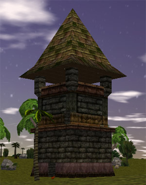 Empyrean Fortress Tower