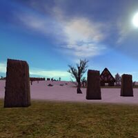 24.2N, 45.1E - Empyrean Standing Stones and Barn Live