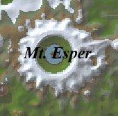 Mount Esper Map