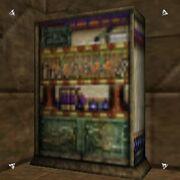 Bookshelf (Halls of Knorr) Live