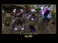 Evolution Splash Screen