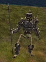 Armored Skeleton Live