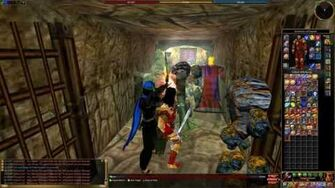 Asheron's Call - Quest Deewain's Dark Cavern