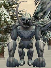 Snow Tusker Warrior Live