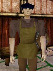 Ite Kenzen the Barkeeper Live