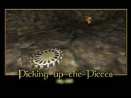 Picking up the Pieces Splash Screen