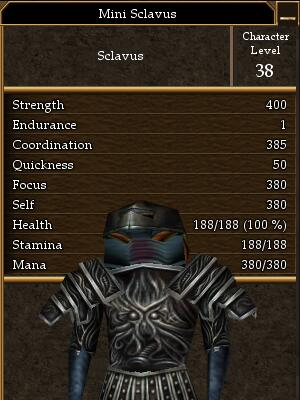 Mini Sclavus