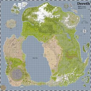 Gawa Dereth Map Thumbnail