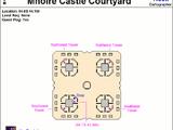 Mhoire Castle Courtyard