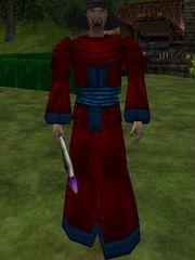 Faran War Master Robe Live