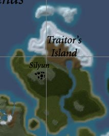 Traitor's Island