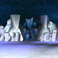 Frozen Cave Boss Room Live