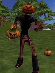 Shady Scarecrow Live