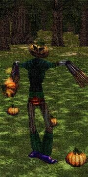 Scarecrow (Town Network Painting) Live