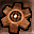 Bronze Gear from a Statue Icon