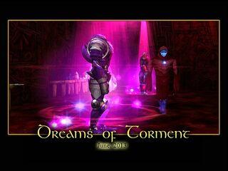 Dreams of Torment Splash Screen