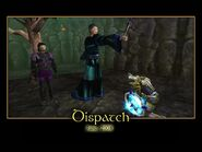 Dispatch Splash Screen