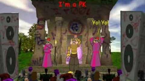 'Cuz I'm A PK