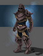 Haebrean Armor Concept Art