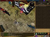 The Death of Antius Blackmoor 9 Live