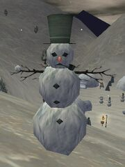 Angry Snowman Live