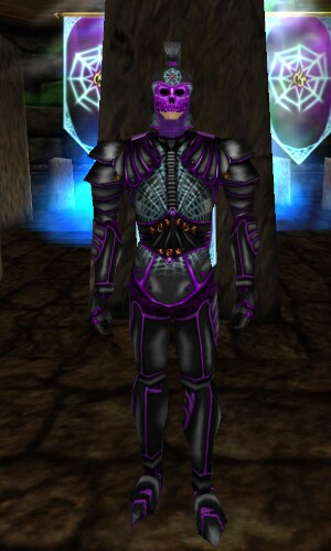 Eldrytch Web Society Armor Live