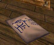 Sho Floor Pillow Live