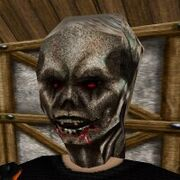 Zombie Mask Live