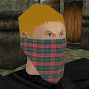 Bandit Mask Live