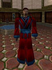 Suikan War Master Robe Live