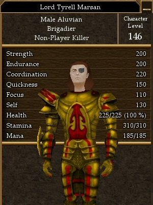 Lord Tyrell Marsan