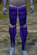 Luminescent Thaumaturgic Leggings Blue Live