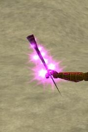 Bound Singularity Scepter of War Magic Live
