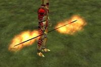 Tibri's Fire Spear Live