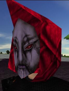 Virindi Consul Mask (Red) Live