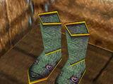 Fish Boots