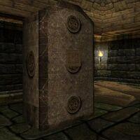 Sealed Treasury Vault Live